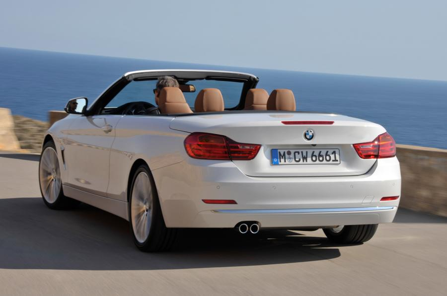 bmw 420 Convertible car rental in dubai