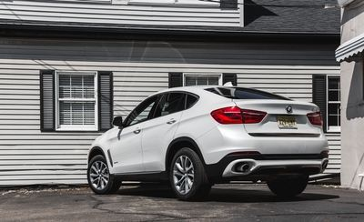 bmw x6 car rental in dubai