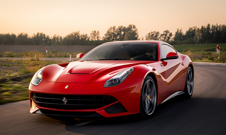Ferrari F12 Berlinetta rental in dubai