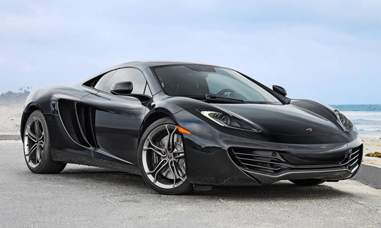 Mc Laren MP4 12C rental in dubai