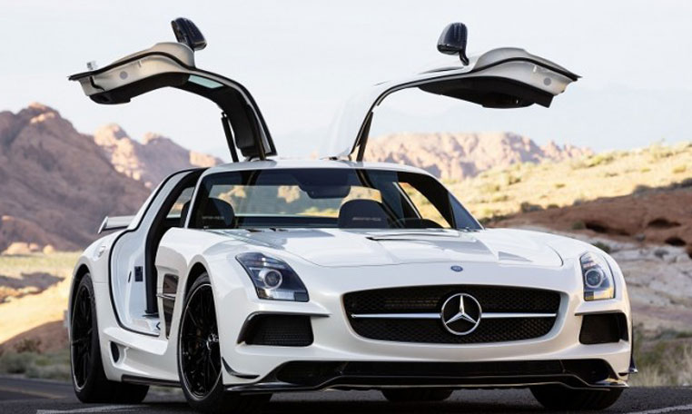 Mercedes Hire in dubai