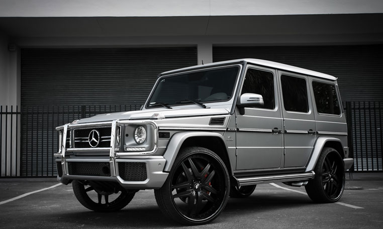 Mercedes G63 AMG rental in dubai