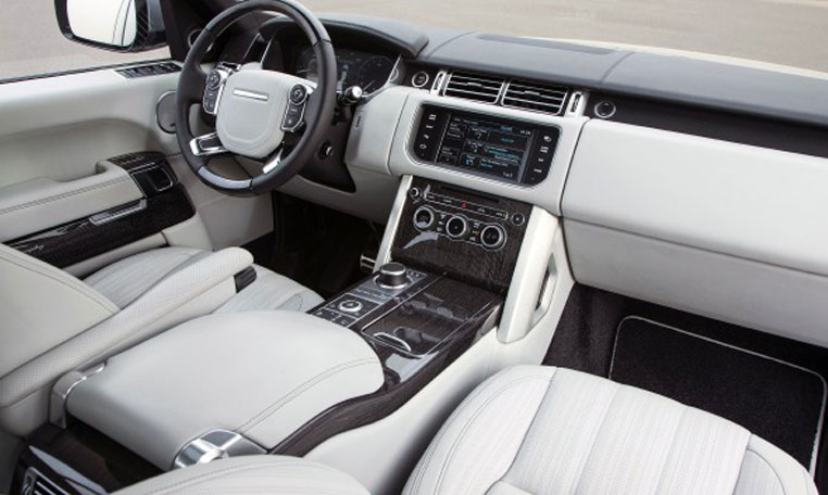 Range Rover Sports rental in dubai