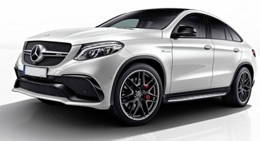 Mercedes AMG GLE 63 rental in dubai