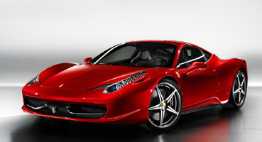 Exotic Car rental in Dubai