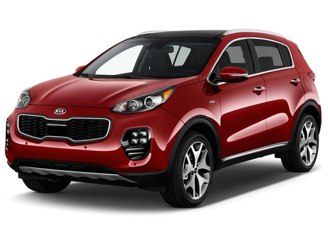 kia sportage rental in dubai